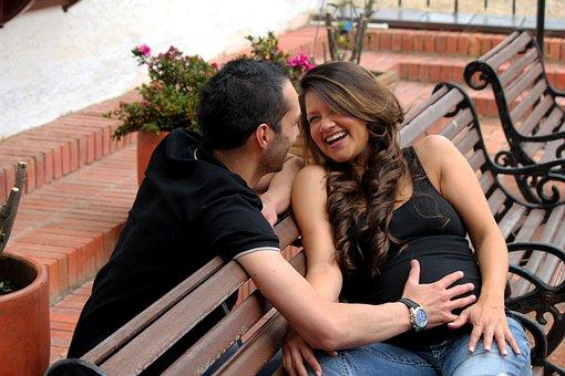 Couple, Pregnancy, Marriage, Romantico, Parents, Happy