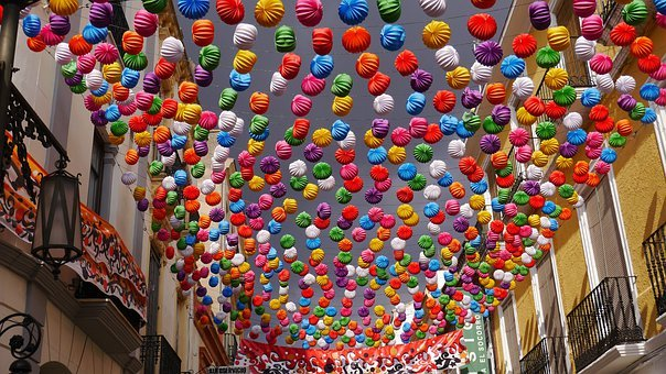 Ronda, Andaluzia, Festival, Lantern