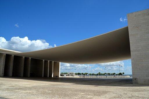 Expo, Lisbon, Portugal, Architecture, Skyscraper
