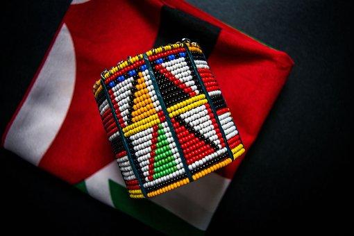 Massai, Beads, Accessories, Africa, Bangles, Maasai