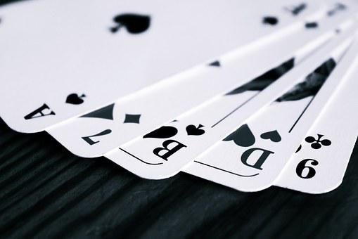 Cards, Playing Cards, Mau Mau, Pik, Skat, Play