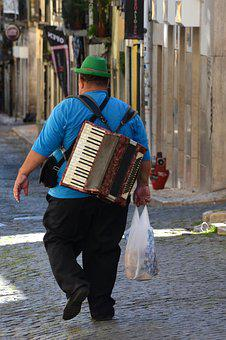 Accordion, Musician, Music, Musical Instrument