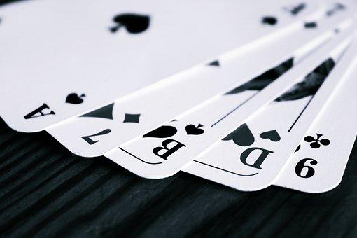 Cards, Playing Cards, Mau Mau, Pik, Skat, Play
