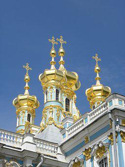 St Petersburg, Summer Palace, Russia