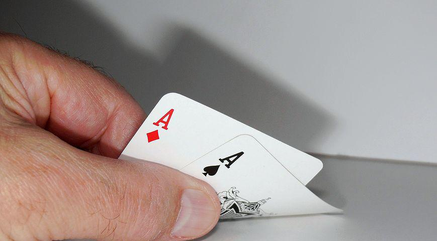 Ace, Jack, Lady, Stock And As, Heart, Cards, Card Game