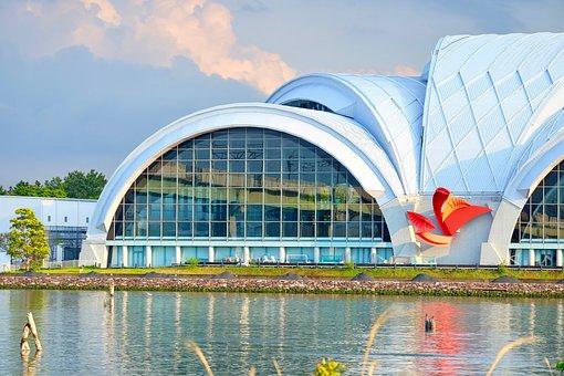 Architecture, Modern, Windows