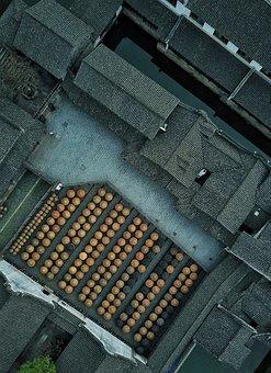 Aerial, Wuzhen, Tourism, Structure