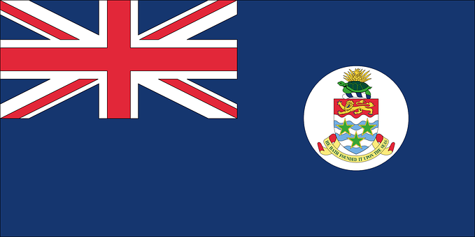Flag, Country, The Cayman Island