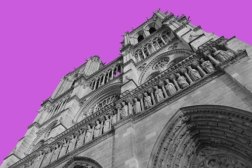 Paris, France, Architecture, City, Tourism, History