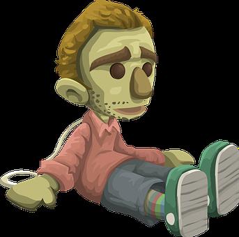 Doll, Toy, Zombie, Sad, Scary, Creepy, Figure, Puppet