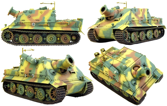 German Tank, Sturmtiger, Sturmpanzer