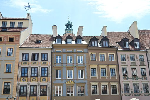 The Old Buildings, The Historical, Architecture