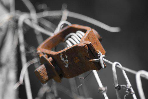 Oxide, Wire, Tensor, Rust