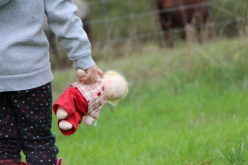 Kid, Doll, Child, Childhood, Toy, Little, Happy, Young