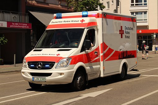 Emergency Medical Services, Ambulance, Hospital