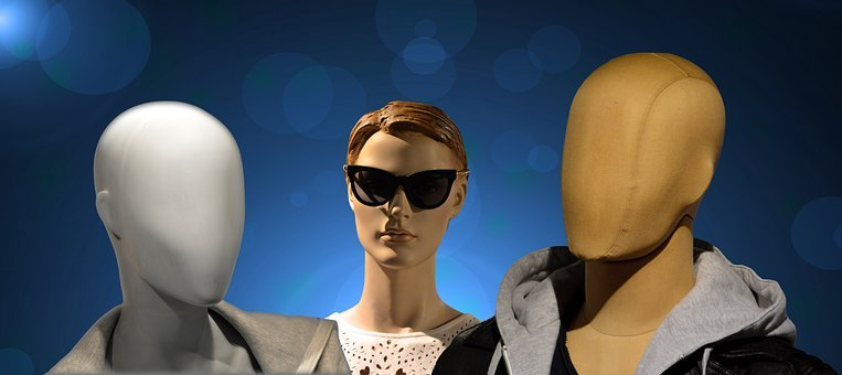 Partner, Display Dummy, Doll, Face, Mask, Appearance