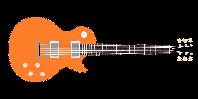 Les Paul, Falt, Guitar, Music, Gibson, Instrument, Rock