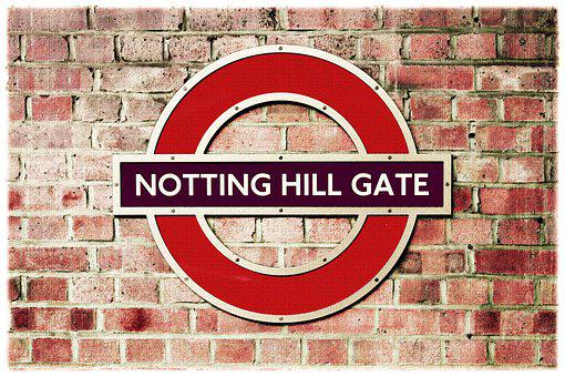 Notting Hill Gate, London, Station, Metro, Transport