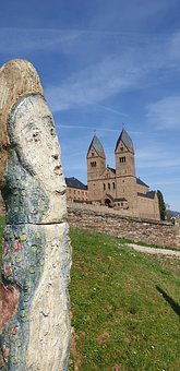 Abbey, Hildegard, Rüdesheim, Monastery, Christian
