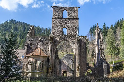 All Saints' Abbey, Monastery, Oppenau