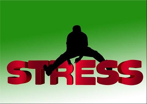 Stress, Silhouette, Psychology, Burnout, Man, Boy