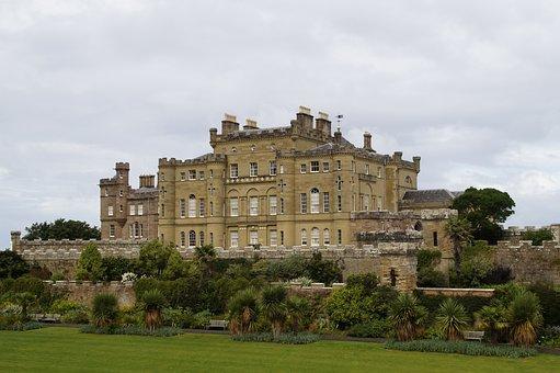 Castle, Scotland, Architecture, Tourism, History