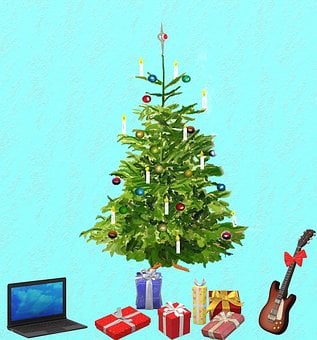 Christmas, Christmas Ornaments, Christmas Eve