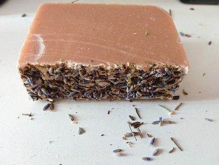 Soap, Lavender, Washing, Eco, Herbal, Natural
