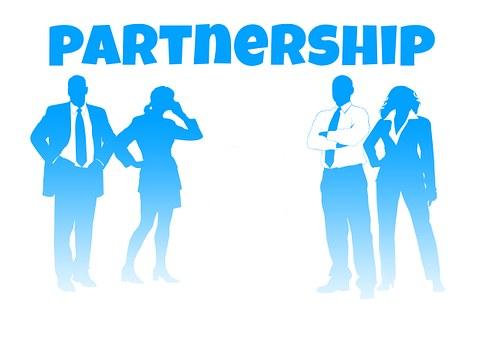 Partnership, Connectedness, Personal, Businessmen