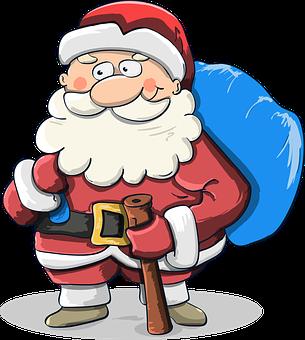 Santa Claus, Santa, Klaus, Christmas
