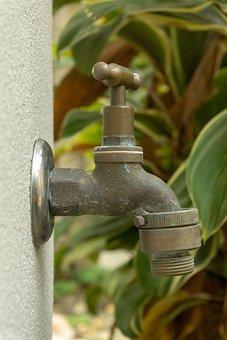 Tap, Garden, Hose, Plumbing, Water, Pump, Drink, Faucet