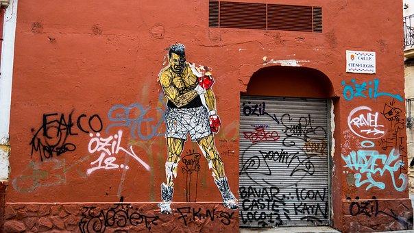 Alicante, Mohamed, Ali, Boxing, Athlete