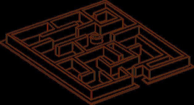 Maze, Labyrinth, Tangle, Snarl, Perplexity