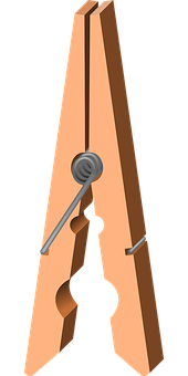 Clothes Peg, Clothespin, Dry, Laundry