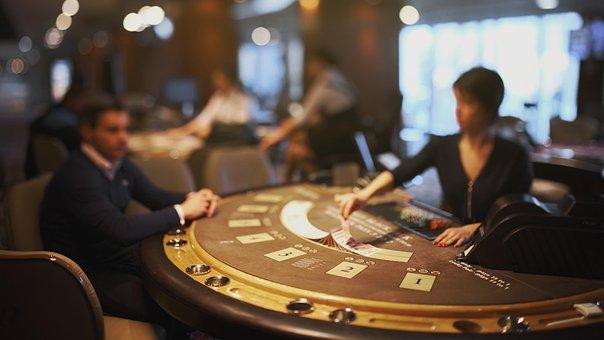 Blackjack, Casino, Poker, Gambler, Gambling, Gamble