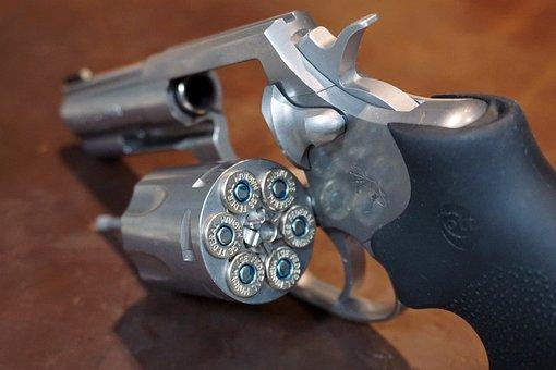 Colt, Revolver, King Cobra, 357 Magnum, Gun, Firearm