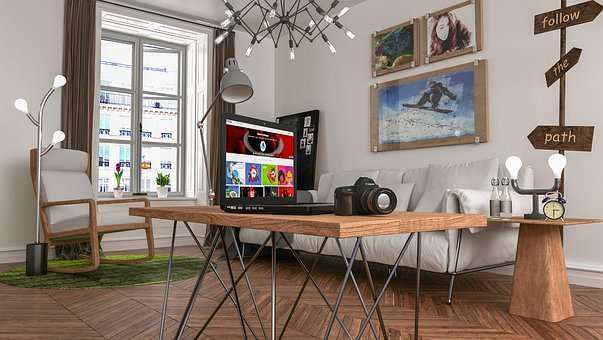 The Living Room Of A Photographer, Photo