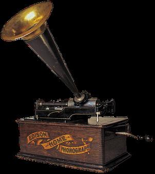 The Phonograph, Sound, Record, Edison