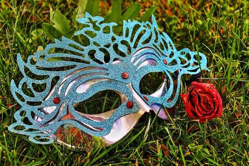 Mask, Venetian, Masquerade, Venice, Carnival, Costume