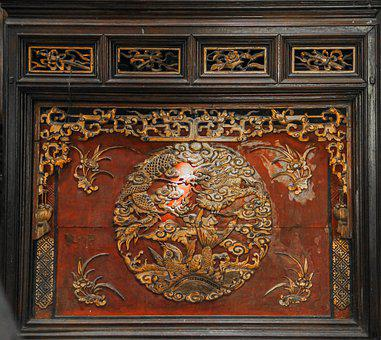 Vietnam, Old Cabinets, Travel, Destination, Explore