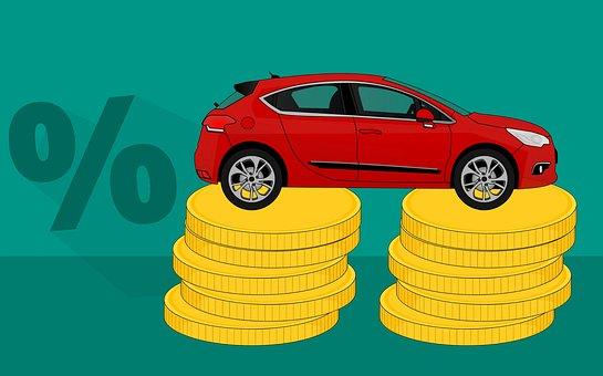 Installment, Car, Bank, Percentage