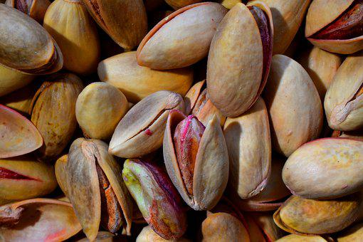 Pistachio, Nuts, Food, Snack, Shell, Delicious, Nature
