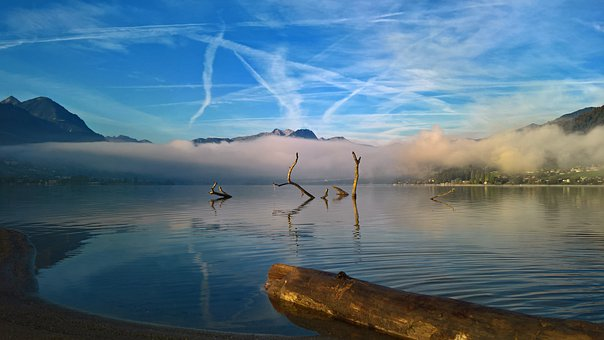 Sarnensee, Lake, Sarnen, Switzerland