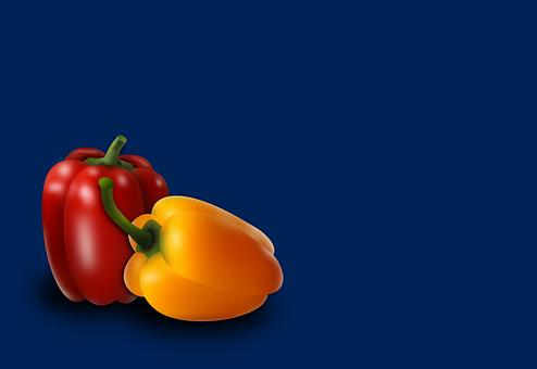 Pimento, Peppers, Vegetables, Horta, Plants, Nature