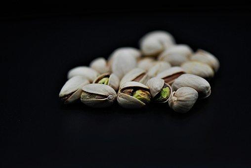 Pistachio Kernels, Pistachios, Nuts, Shells, Tasty