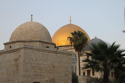 Kubbetu's Sahara, The Palestinian Authority, Jerusalem