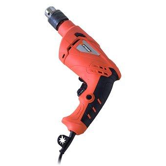 Bit, Construction, Cordless, Diy, Drill