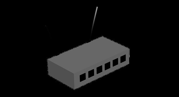 Wifi, Router, Wireless, Box, Technology, Network