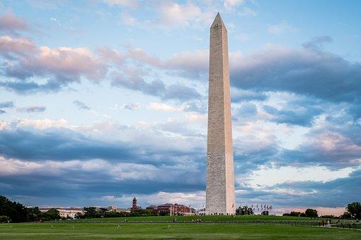 Washington Monument, Washington D, C, Landmark