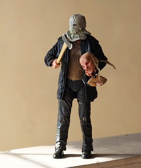 Jason, Friday, The, 13th, Toy, Action, Figure, 13